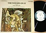 THE WIZARD OF OZ: Read By Ray Bolger Vinyl Record LP