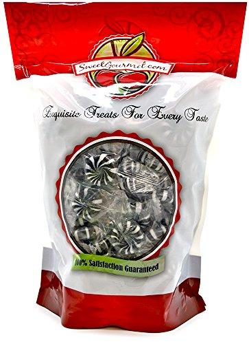- SweetGourmet Primrose Licorice Starlight Hard Candy, 1.5LB