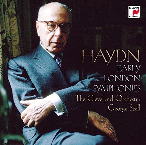 szell haydn london symphonies - 2