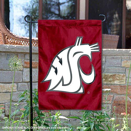 Washington State University Garden Flag and Yard Banner ()