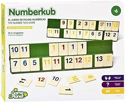 Numberkub: Amazon.es: Juguetes y juegos