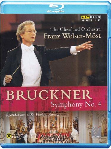 Bruckner: Symphony No 4 [Blu-ray] ()