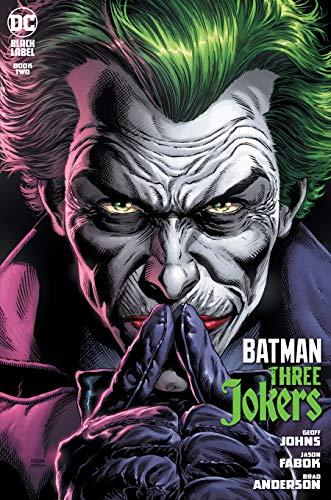 BATMAN THREE JOKERS #2 COVER A Comic – January 1, 2020