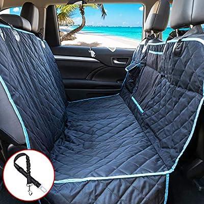 Mercedes Citan Heavy Duty Blue Waterproof Seat Covers 2 x Fronts