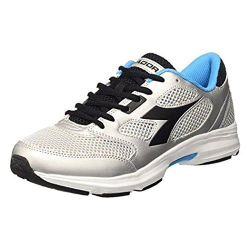 7 40 Donna Silver Nuova Diadora Sneaker Scarpe Shape Black Uomo Collezione 0vBngHx