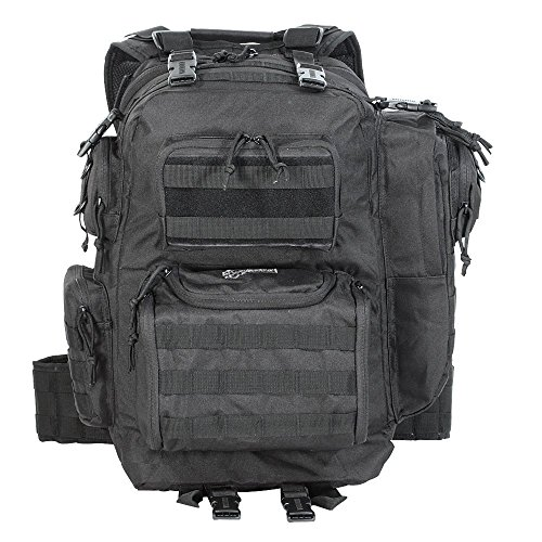 Voodoo Coil - VooDoo Tactical Men's Matrix Pack, Black