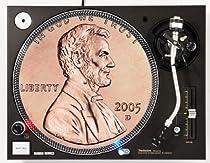 Penny DJ Turntable Slipmat