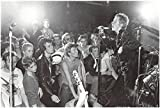 Stick It On Your Wall Sex Pistols - Punk Festival At 100 Club On London Oxford Street September 1976 Mini Poster - 25.4x30.3cm