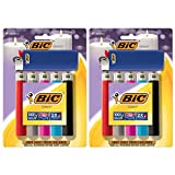 BIC Lighter Classic, Full Size 12 Pieces, Bulk