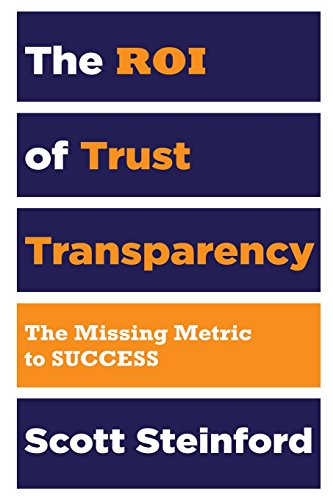 The ROI of Trust Transparency: The Missing Metric  to SUCCESS