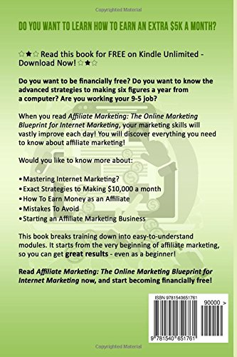 Affiliate marketing keith fugate 9781540651761 amazon books malvernweather Gallery