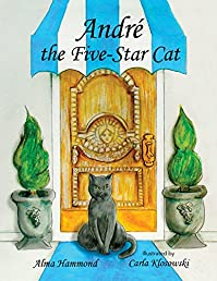 André The Five-star Cat by Alma Hammond ebook deal