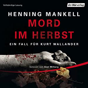 Mord im Herbst Hörbuch
