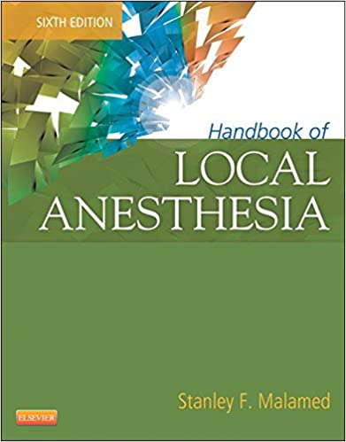 Local Anesthesia Pdf