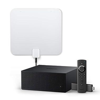 Fire TV Recast (DVR) bundle with Fire TV Stick 4K and an HD antenna