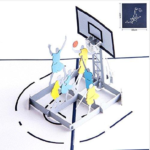 BC Worldwide Ltd Balón de baloncesto hecho a mano en 3D ...