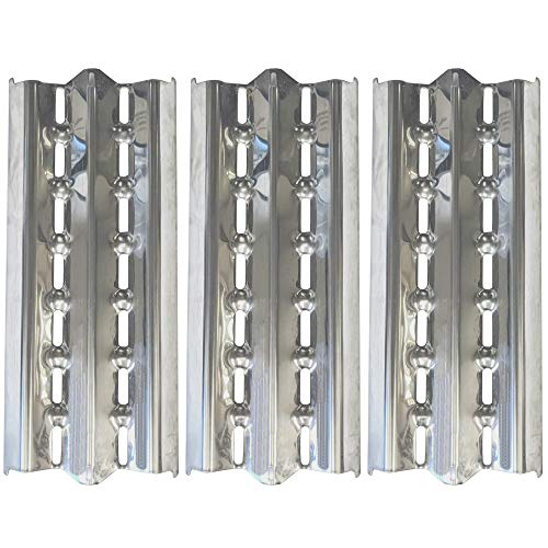 Broil King 18429 Flav-R-Wave Heat Plates for Monarch, Sovereign, Signet Gas Grills (3-Pack) ()