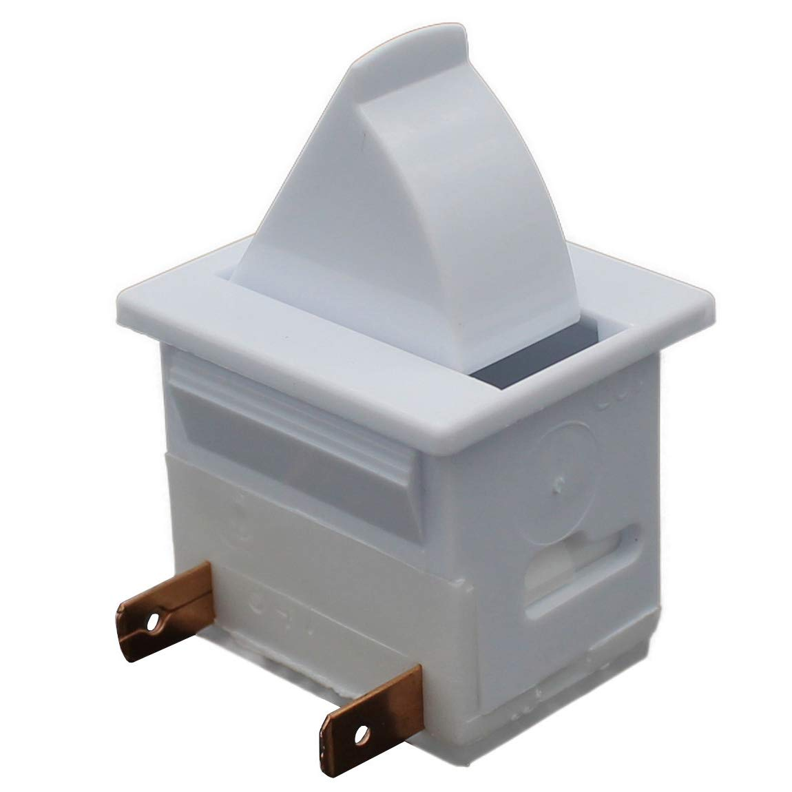 Supplying Demand WR23X23343 WR23X10530 Light Switch For Refrigerator Compatible With GE WR23X10175