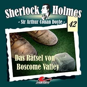 Das Rätsel von Boscombe Valley (Sherlock Holmes 42) Hörspiel
