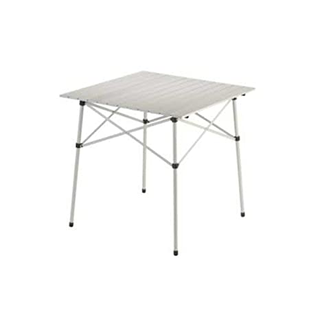 coleman 2000020279 compact folding table - Outdoor Folding Table