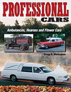 Miller meteor the complete illustrated history thomas mcpherson professional cars ambulances hearses and flower cars fandeluxe Gallery