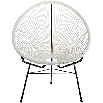 Amazon Com Innit Designs Acapulco Chair Blue Weave On
