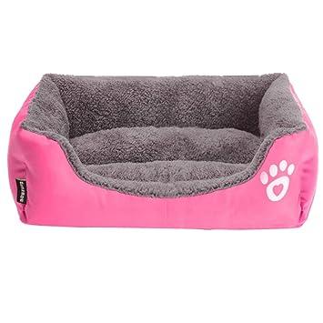 Amazon.com : Dog Bed - S-3XL 10 Colors Paw Pet Sofa ...
