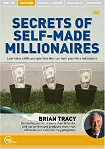 Brian Tracy Live - Secrets of Self-Made Millionaires