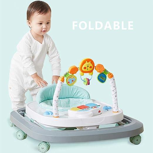 Plegable Bebé Andadores, Actividad Niñito, Ajustable Asiento ...