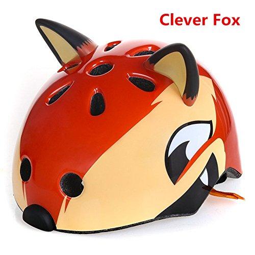Kids Child Ladybug Helmet Multi-sport Adjustable Safety Skateboard Cycling NEW