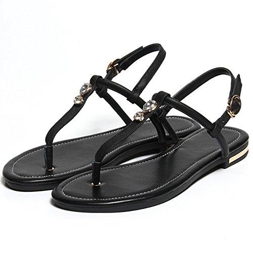 Coolcept - Zapatos de tacón  mujer Negro