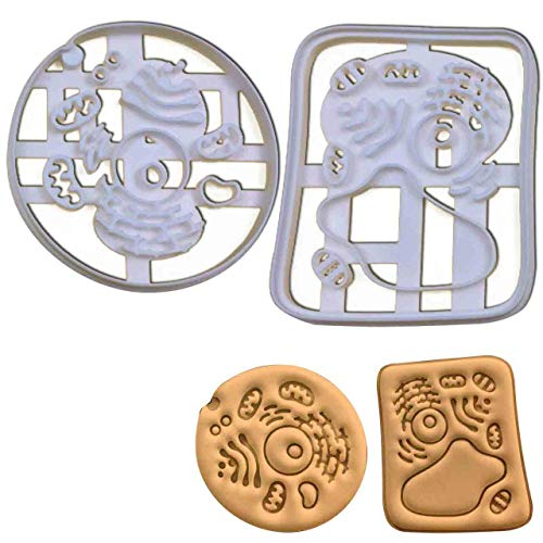 biology cookie cutters - 3