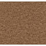 York Wallcoverings SS1386SMP Red Book Pearls Wallpaper Memo Sample, 8-Inch x 10-Inch, Copper