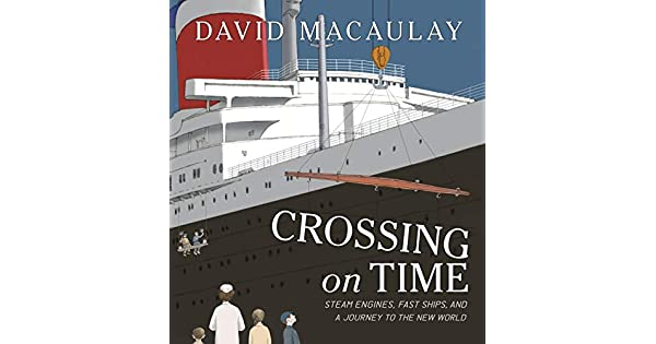 Amazon.com: Crossing on Time: Steam Engines, Fast Ships, and ...