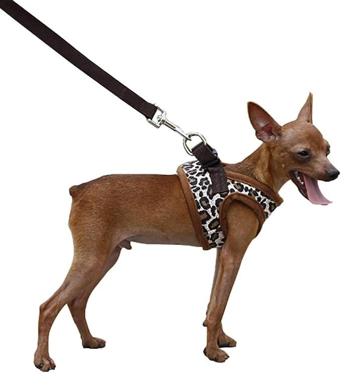 Feidaeu ArnéS para Mascotas Chaleco Duradero para Cachorros ...