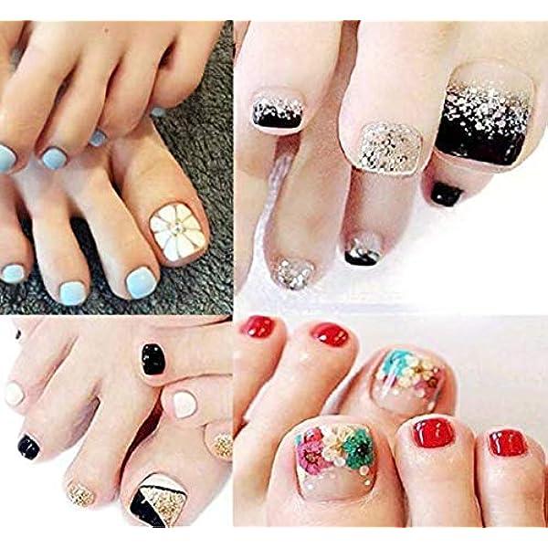feet nail care