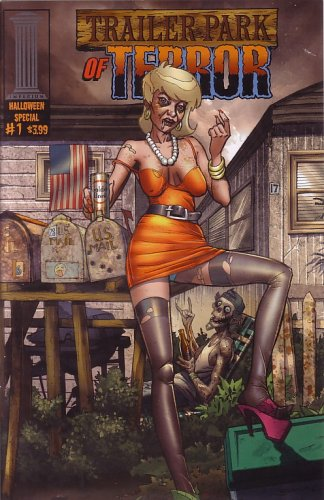 Trailer Park of Terror, Halloween Special #1 (Comic -