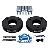 "Supreme Suspensions - 2"" Front Lift Strut Spacers for 2004-2016 Ford F150 and 2003-2014 Ford Expedition 2WD 4WD"