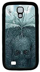 Galaxy S4 Case, Personalized Protective Soft Rubber TPU Black Edge Life Case Cover for Samsung Galaxy S4 I9500