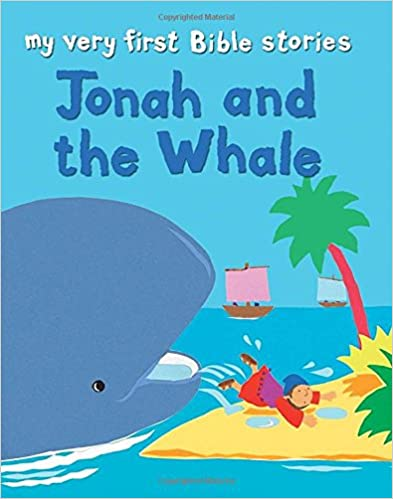 Book Jonah and the Whale (My Very First Bible Stories)