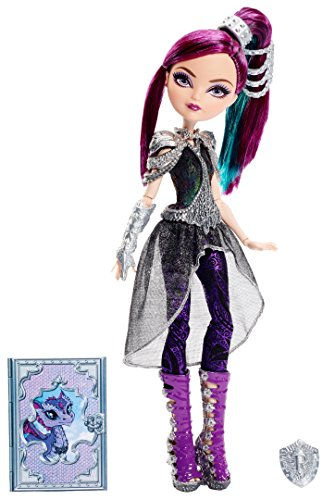 Ever After High Dragon Games Raven Queen Doll (Ever After High Raven Doll)