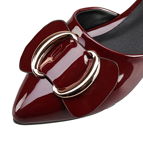Rouge Mules Femme JYshoes Mules JYshoes Mules Femme Mules Femme JYshoes Rouge JYshoes Rouge XwSxq18