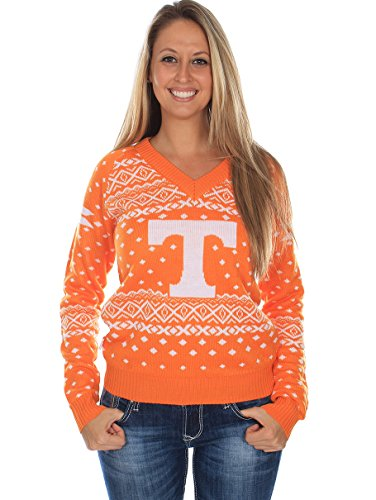 Tipsy Elves Women's University of Tennessee Sweater: X-Large -
