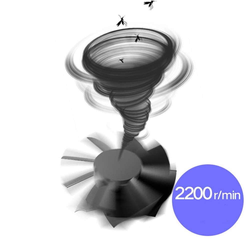 MIEWENDENG QINGJIU UVA-Moskito-M/örder Zuhause Indoor Keine Strahlung Mute Elektrische Moskito-Abwehrmittel Moskito-M/örder Schlafzimmer-Moskito-Lampe Elektrische Moskito-Falle