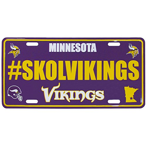 s Hashtag License Plate (Minnesota License Plate Tag)