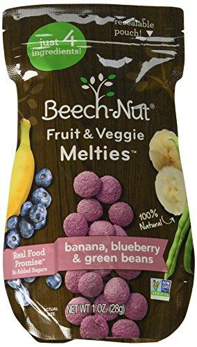 Beech-Nut Fruit and Veggie Melties