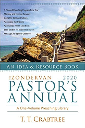 Best Preachers 2020 The Zondervan 2020 Pastor's Annual: An Idea and Resource Book