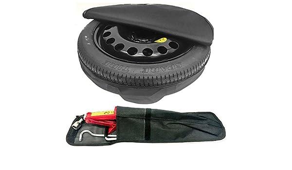 Infinity Q30 - Kit de herramientas para rueda de repuesto para ahorrar espacio, 45,7 cm: Amazon.es: Coche y moto