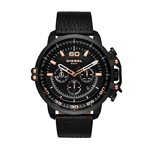 Diesel DZ4409 Mens Deadeye Black Chronograph Watch