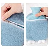 KUI RFSTGYU Hot Water Bottle - Hot Cold Pack Made